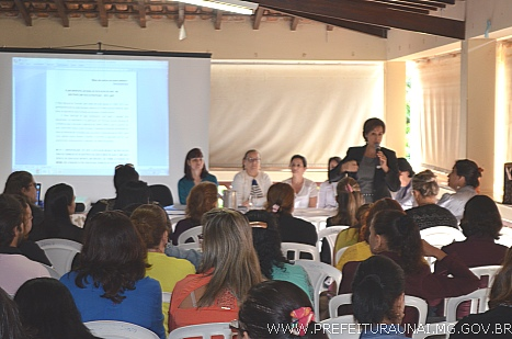 b737edd2334a8 Prefeitura de Unaí - Semed promove reunião para consolidar Plano ...