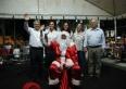 Papai Noel já chegou em Unaí