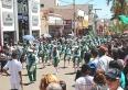 Desfile da Independência leva cerca de 10 mil pessoas à avenida