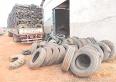 Nos meses de abril e junho, Unaí enviou 92 toneladas de pneus para reciclagem