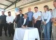 Com presença do prefeito Branquinho, governador de Goiás autoriza asfaltamento de trecho de rodovia que liga Cabeceiras a Unaí