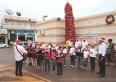 Coral infantil abre ações natalinas no Hospital Municipal