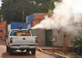 Uso de fumacê somente em casos de surto ou epidemia de dengue