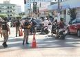 Maio Amarelo:  Unaí promove blitz pela segurança no trânsito