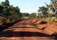 Prefeito visita serviços de recuperação de estradas no meio rural