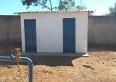 SAAE reforma casas de cloração de poços artesianos e repara reservatórios de metal