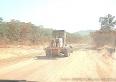 Boqueirão:  duas frentes de trabalho preparam estrada
