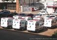Frota antiga será substituída por novas ambulâncias