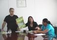 Gestão de resíduos é tema de conversa entre PMU e vereadores