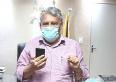 Prefeito se manifesta sobre novos casos positivos de coronavírus e a polêmica da volta às aulas
