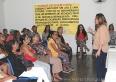 """CRAS polo 1 oferece palestra """"cuidar de quem cuida"""", para grupos do Serviço de Convivência e Fortalecimento de Vínculos"""