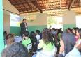 Eleitor do Futuro:  Escola da Chapada é a primeira a receber palestra da Justiça Eleitoral
