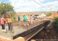 Ponte da rua Dulce Torres:  obra entra na última etapa
