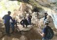 Múmia com mais de 3.500 anos: equipe de TV visita gruta do Gentio para falar sobre Acauã