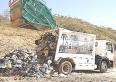 Coleta de lixo:  nova empresa assume serviço por três meses