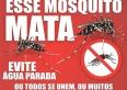 Ação de combate à dengue começa nesta terça (28/1)