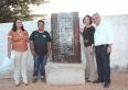 Boqueirão 2019: depois de recuperado, cemitério do distrito ganha placa com 50 nomes de pessoas enterradas