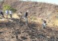 """Resíduo """"jogado"""" na Serra do Taquaril é causa da maioria de focos de incêndio"""